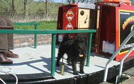 Pet Friendly Canal Boats