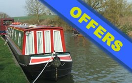 Special Canal Boating Offers