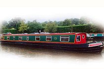 The Warbler canal boat