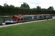 The Woodpecker canal boat